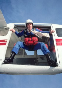 Jump out of a perfectly good airplane???